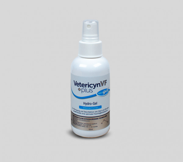 Vetericyn® VF +Plus Hydro-Gel