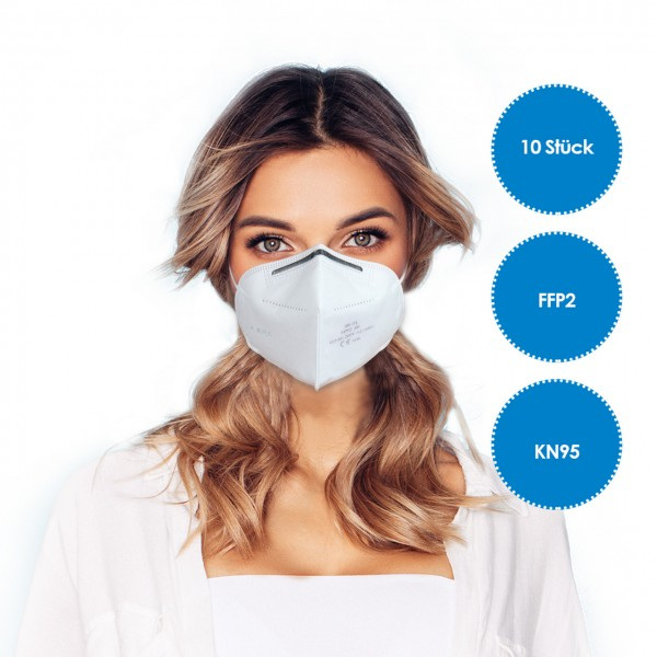 FFP2 Respirator mask pack of 10