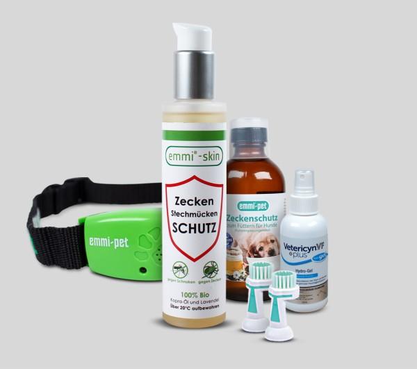 emmi®-pet Zeckenschutz Rundum-sorglos-Paket