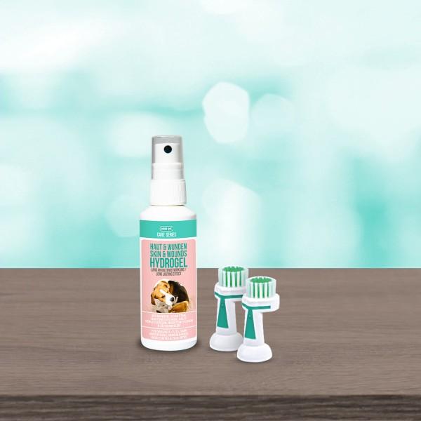 emmi®-pet Hautpflege Set Zubehör