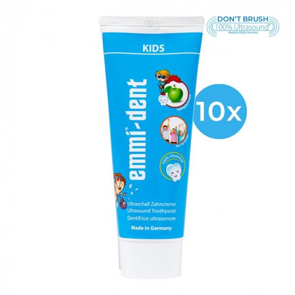 """Ultraschall Zahncreme - """"kids"""" 10"""