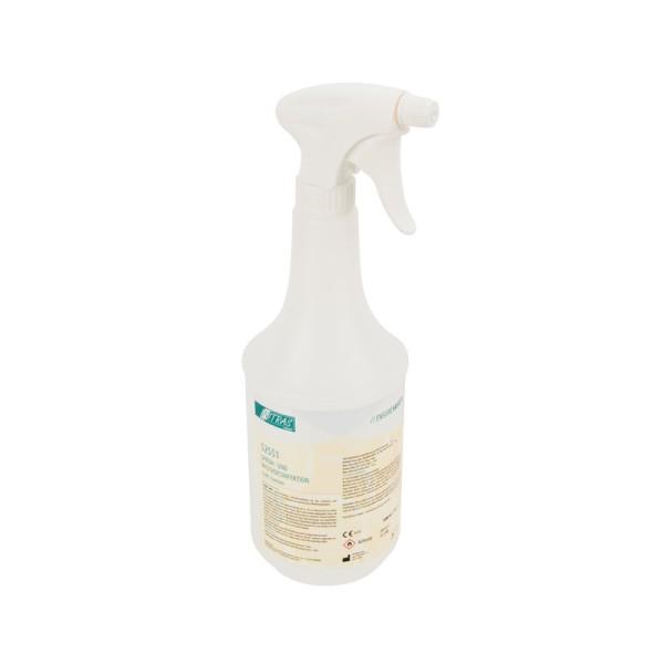 Nitras Sprühdesinfektion - 1 Liter