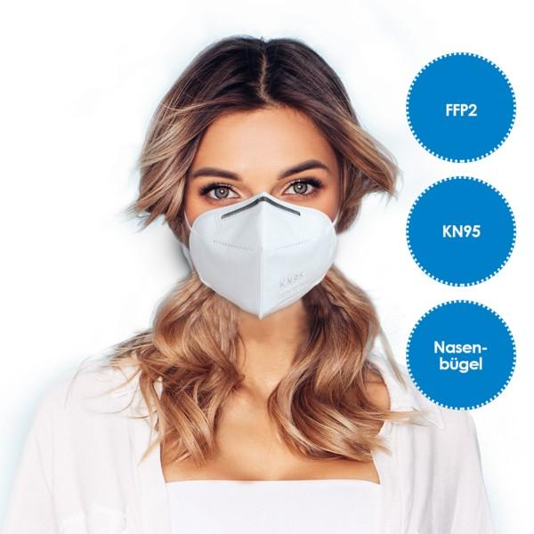 FFP2 Atemschutzmaske KN95