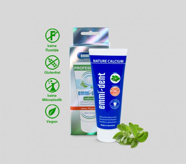 Ultraschall Zahncreme - Nature Calcium