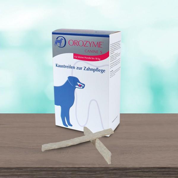 Orozyme® Canine - Kaustreifen zur Zahnpflege S