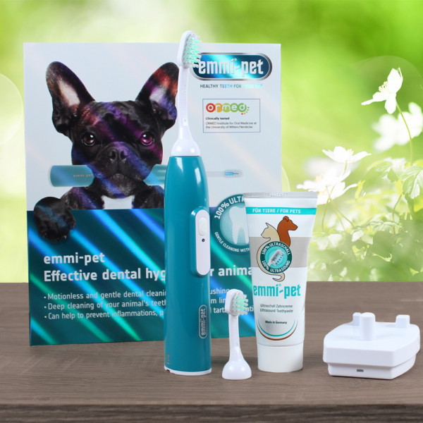 emmi®-pet Basic Set - Englisch