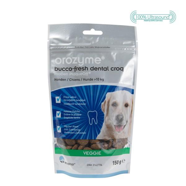 Orozyme® Bucco-Fresh Dental Croq für Hunde ab 10 kg