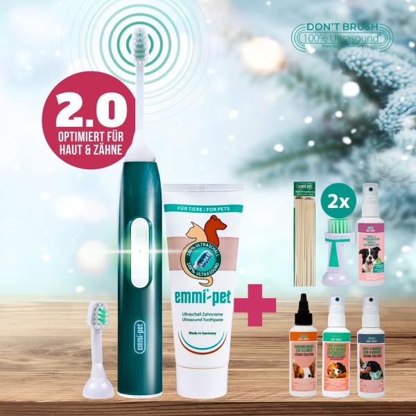 emmi®-pet 2.0 Zahn- und Hautpflege Set