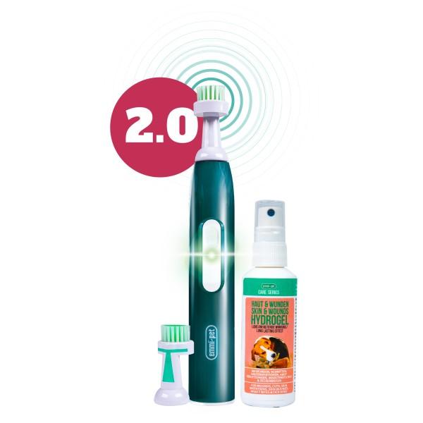 emmi®-pet 2.0 Hautpflege Set
