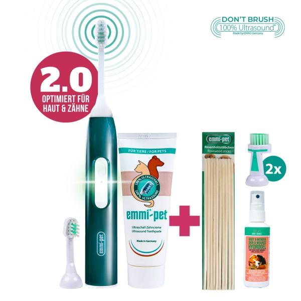 emmi®-pet 2.0 Haut- und Zahnpflege Set