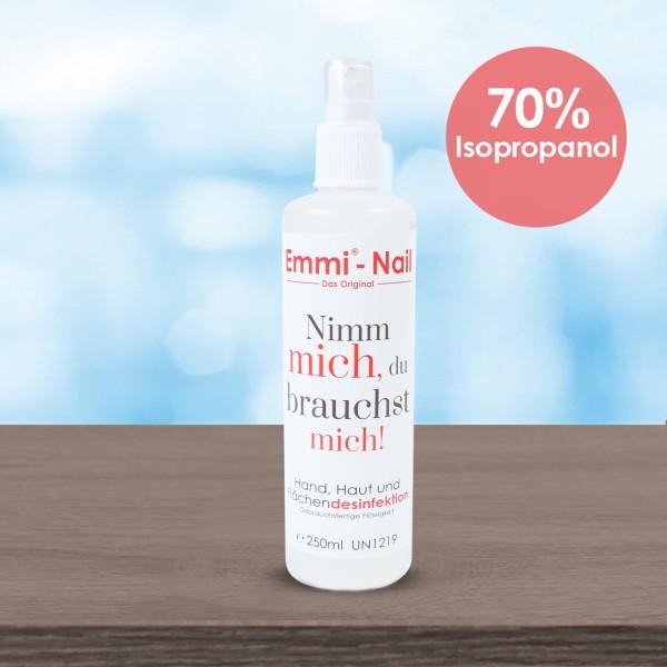 Nail Hand und Flächendesinfektionsmittel - 250ml Sprühkopf